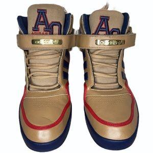 ADIDAS ORIGINALS Mid Rise High Top Retro Sneakers